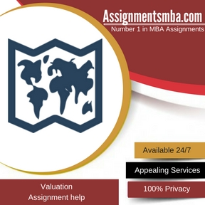 Valuation Assignment Help